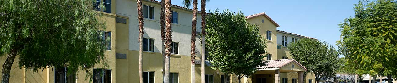 Image of a California complex